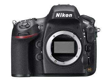 Nikon D800 - I think this will be my first full frame camera sometime soon hopefully.
