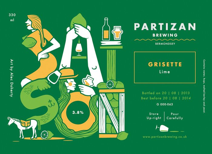 Partizan Brewing Archive: Photo