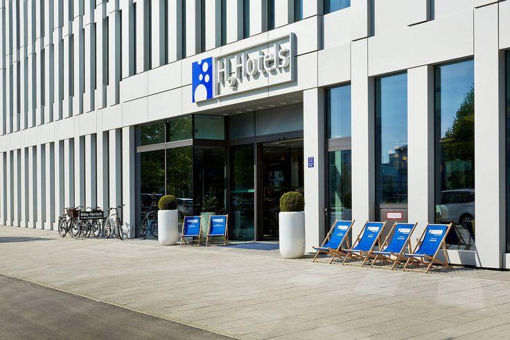 H2 Hotel München direkt an der Messe - Offizielle Webseite