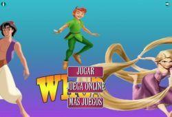 Te atreves a descubrir los nuevos personajes misterios de Disney latino. En el juego de Who? Disney el jugador tiene que descubrir al personaje misterios de su oponente. Puedes jugar en modo multijugador o de un solo jugador.