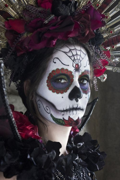 MAC + Rick Baker Collection for Halloween 2013 Day of the Dead