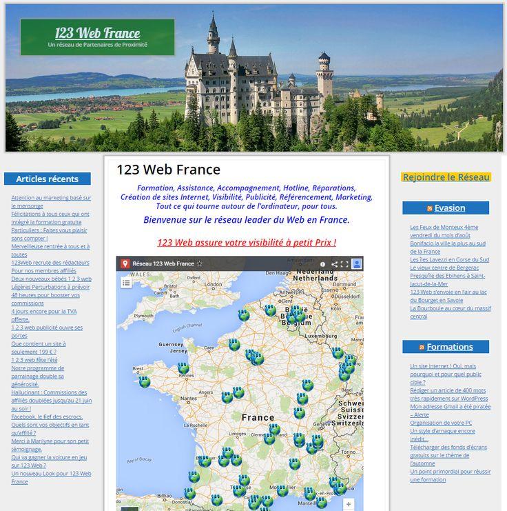 1 2 3 web France est un fervent défenseur des petits commerçants de centre-ville, et met tout en œuvre pour aller dans leur sens, pour les aider à communiquer à moindre coût. Alors créer un site internet, à partir du moment où ce n'est que pour avoir une vitrine sur le web, c'est rapide à …
