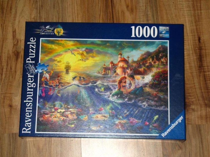 Ravensburger Disney puzzel: http://link.marktplaats.nl/m894954472