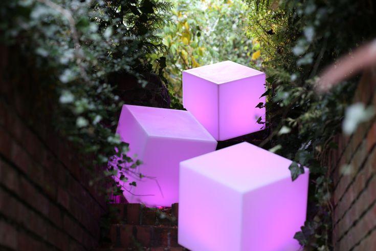 Ekologia do kwadratu   Inspirowani NaturąI eco design sqare lamp cubrick by nunoni