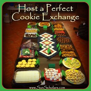 Cookie Exchange - Cookie Swap - Whatever you want to call it!  It doesn't need to be fancy, and it doesn't need to be complicated!  I have some tips on how to host a simple and successful cookie swap.  Get your goodies ready for the holidays!
