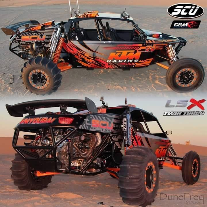 1725894 95 Formula 5 3 4l80 Huron Speed Twin 6665 Megasquirt 3 Build Thread moreover Watch furthermore Watch additionally Big Red Dune Buggy Bashing Tours Dubai moreover Watch. on twin turbo lsx