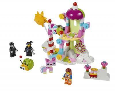 Bouw je eigen De LEGO Film-avonturen
