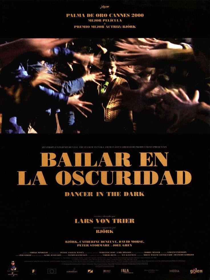 Bailar en la oscuridad (2000) Dinamarca. Dir: Lars Von Trier. Drama. Musical. Discapacidad. Películas de culto - DVD CINE 653