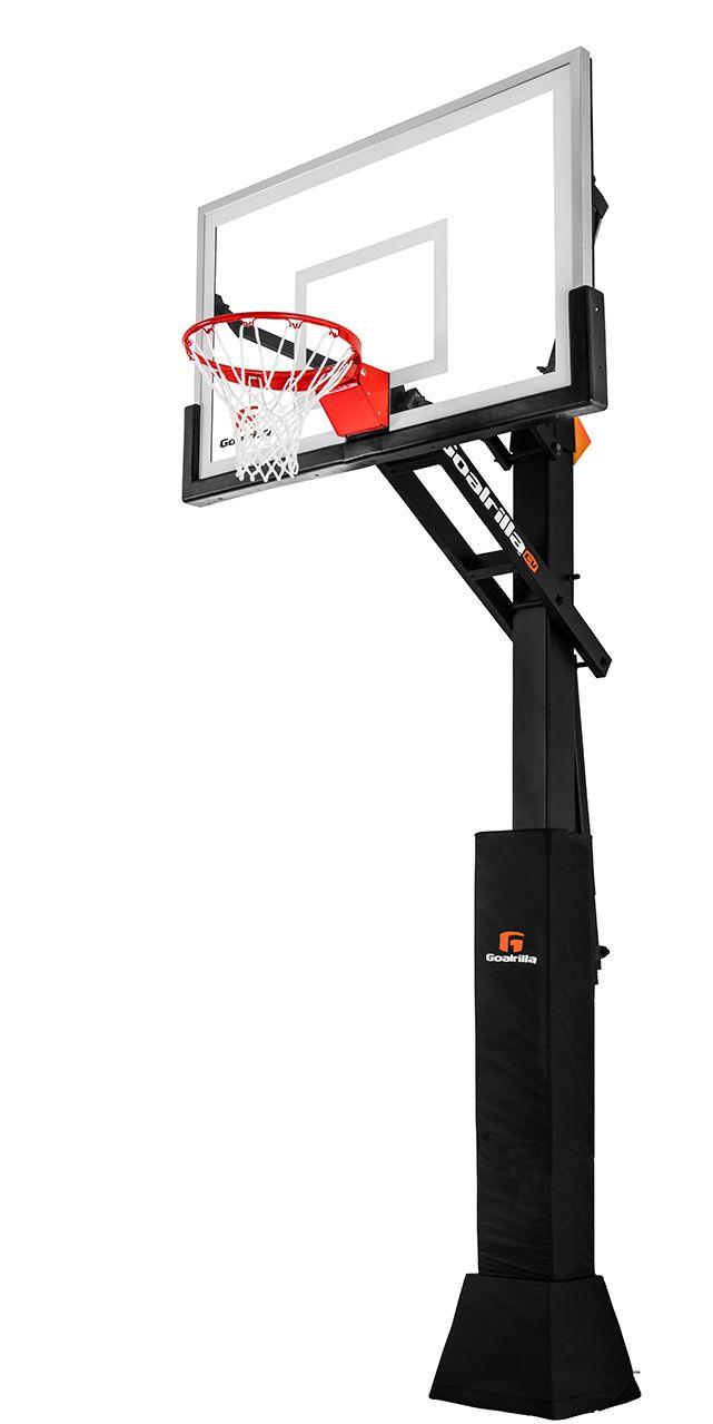 Goalrilla Cv60s Basketball Court Backyard Backyard Basketball Basketball Court Size
