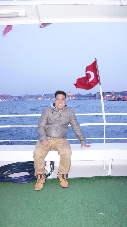Bosphorus Cruise Turkey 2013
