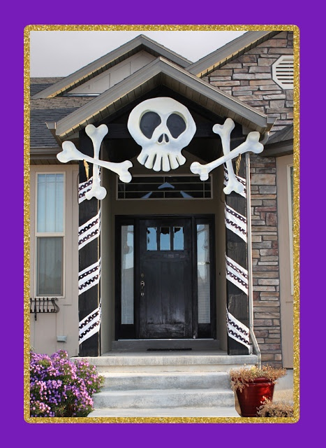 Entry to Pirate Party.
