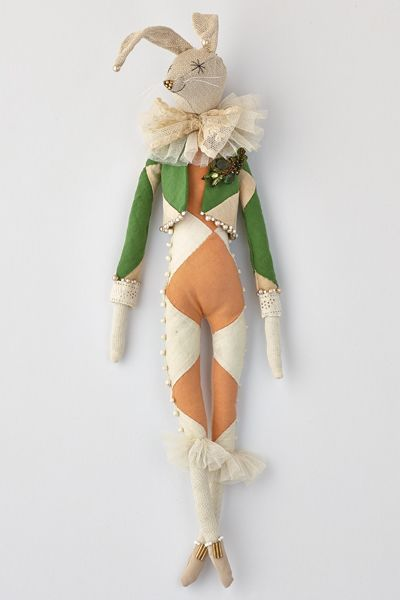 Another fantastic Rabbit Doll by Alice Mary Lynch