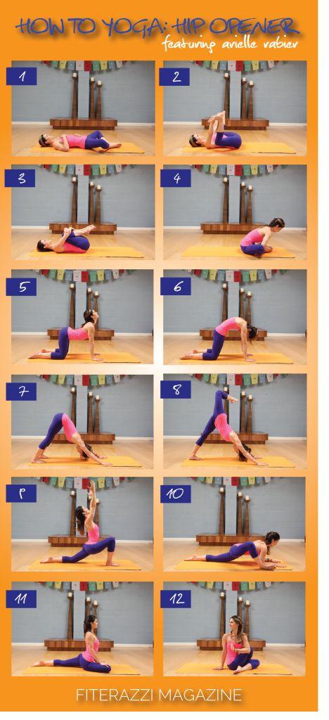 Hip Opener #yoga