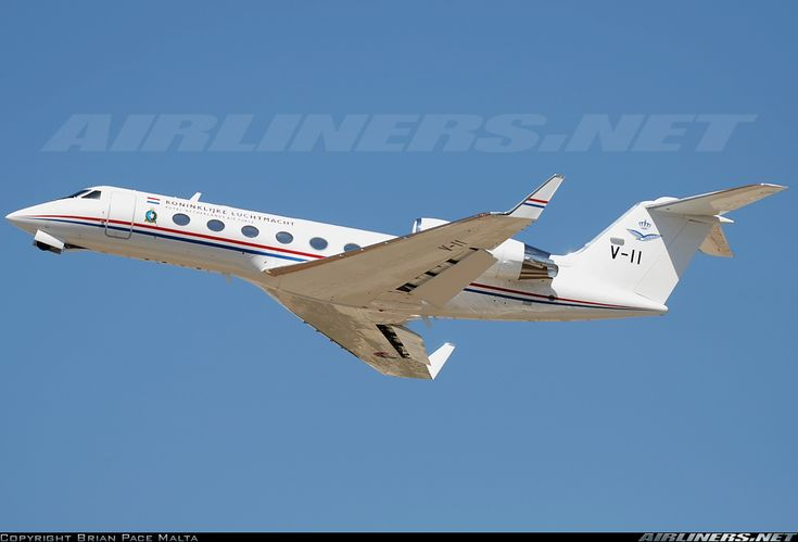 Gulfstream Aerospace G-IV Gulfstream IV - Netherlands - Air Force | Aviation Photo #2500650 | Airliners.net