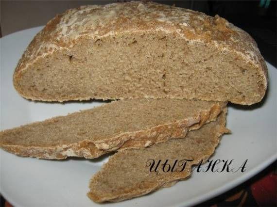 Хлеб самозаквасочный от Jamie Oliver