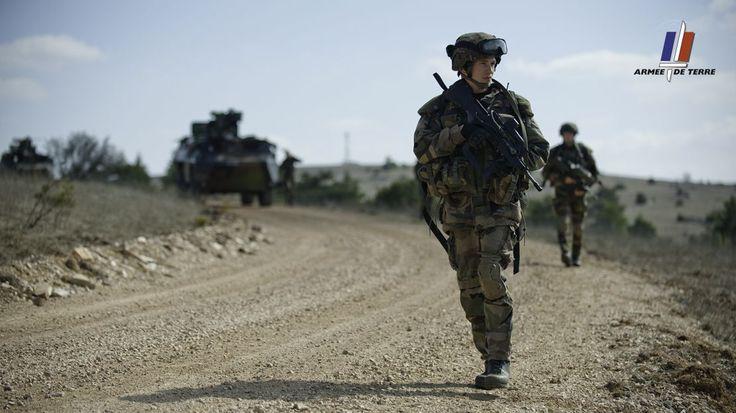 L'infanterie, des métiers au cœur de l'action ! #infanterie