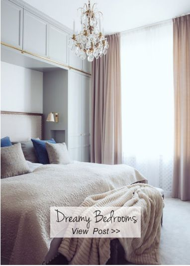 South Shore Decorating Blog: 30 Dreamy New Bedrooms