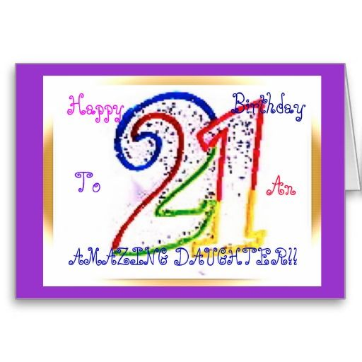60 best images about 21st Birthday With Love Mom – 21st Birthday Cards for Daughter