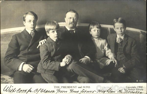 a look at the life of theodore roosevelt and the modern presidency This a president's vision: theodore roosevelt  closer look at the presidency of theodore roosevelt  theodore roosevelt carries through modern.