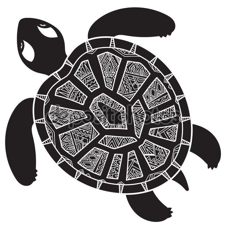 grafika wektorowa żółw - Szukaj w Google