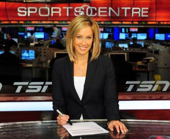 The 60 Sexiest Female Sports Reporters of 2013