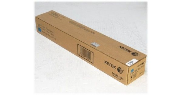 Cartus toner XEROX 006R01524Produs: Cartus TonerCategorie: ORIGINALTehnologie: LaserProducator: XEROXCod produs: 006R01524Culoare: CyanCapacitate: 32000 pagini (5% incarcare\draft)Imprimanta copiator multifunctional sau alt aparat care foloseste acest cartus toner XEROX 006R01524: XEROX Color 550,56