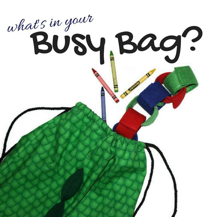 This cool dinosaur/dragon drawstring backpack is perfect for a little (or big) boy's busy bag or a small backpack for Preschool, Daycare or Travelling!!   The drawstring opening is easy for your child to open and close on their own, encouraging independence. What does your child like to put in their busy bag when you go out?