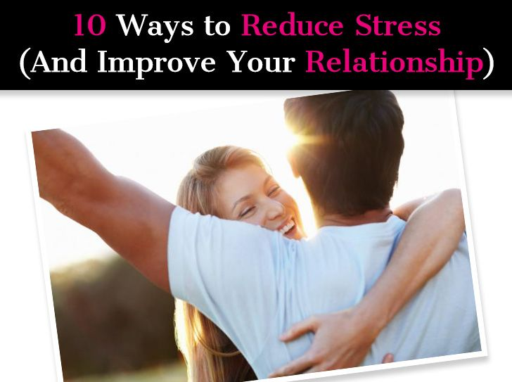 How To Not Stress Over Dating