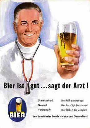Bier op recept...