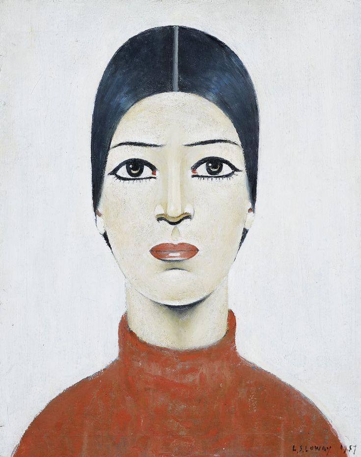 5. Portrait of Ann, 1957. The Lowry, Salford