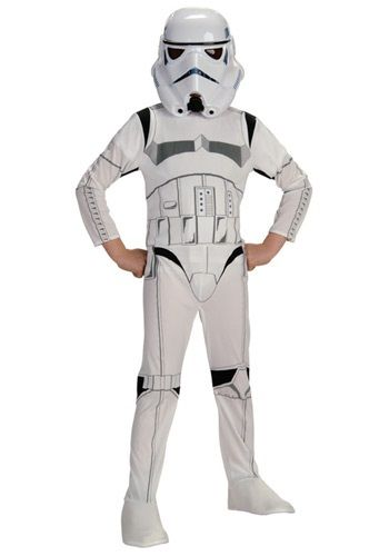 Pinning this site for later...Lots of costumes, and reasonably priced.   Child Stormtrooper Costume