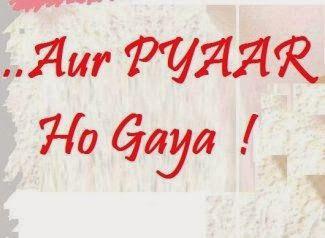 Aur Pyaar Ho Gaya New Serial on Zee TV