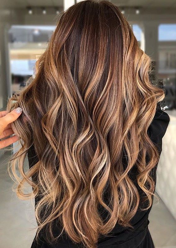 Awesome Balayage Hair Colors Ideas For Long Hair In 2020 Hair Styles Long Hair Color Hair Inspo Color