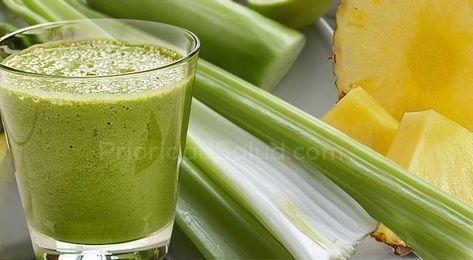 Este batido incluye un ingrediente que te hará perder toda la grasa del vientre en 15 días. No necesitarás ni dieta ni ejercicios.rnrnrnrnEstambién un potente depurativo que ayuda acelerar el metabolismo, al tiempo de absorber la grasa acumulada en las areas del vientre, espalda, muslos.rnrn[ad]rnIngredientes:rn- ½ pepino.rn- 3 tallos de apio medianos.rn- 1 cucharada de salvado de avena.rn- 2 rodajas de piñarnrnPreparación:rn1. Lavar los vegetales con agua del grif...
