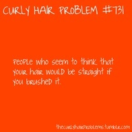 curly hair problems  That is great! I like the way you integrated your own pictures with this. You happen to be incredible. Thanks for letting myself be part of a bit of your lifetime daily. Actually tho We has not been right now there almost all coupled, We still get for you to put back via!