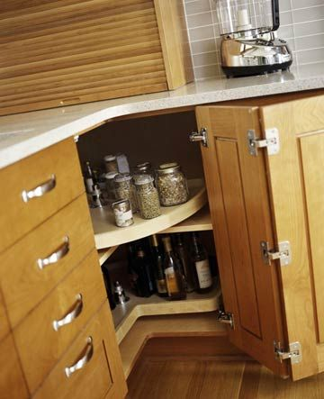 lazy susan a lazy susan storage unit allows you to maximize space that is usually wasted