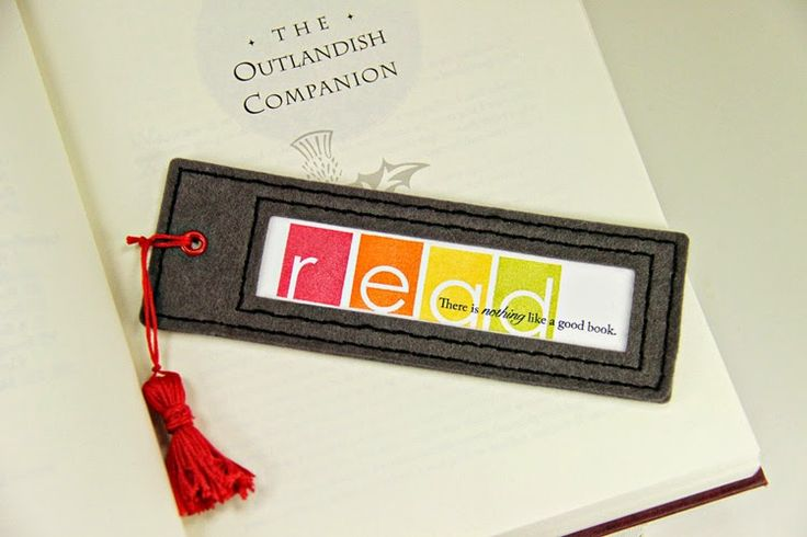 Read Bookmark by Erin Lincoln for Papertrey Ink (September 2014)