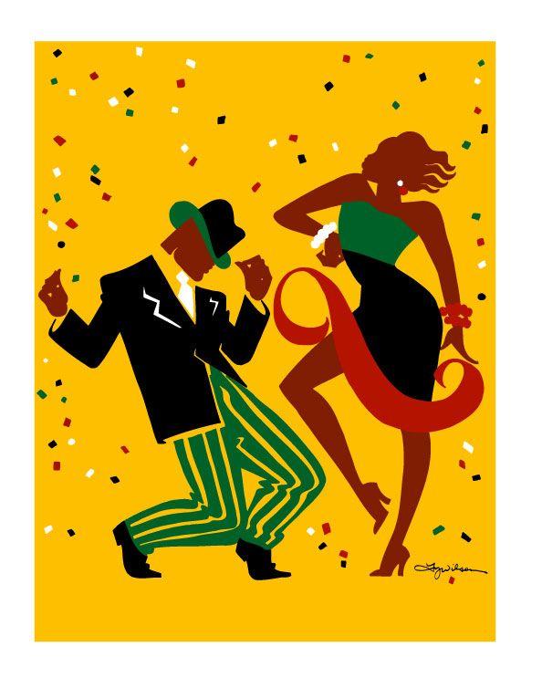танец картинки постеры конце