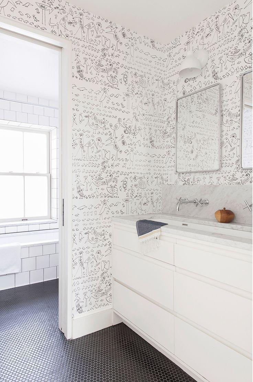 101 best Bathroom Nordic images on Pinterest | Bathroom, Home decor ...