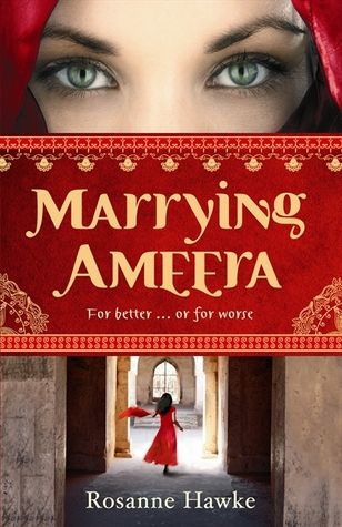 Muslim Australians.  Marrying Ameera by Rosanne Hawke. Amerra,16, is the daughter of an Australian mother and a Pakistani father. She doesn′t realize it, but her father has made plans to marry her off to a wealthy cousin in Pakistan. When her uncle takes her passport and return ticket away, and confiscates her mobile phone, Ameera is trapped. She will have to go through with the marriage.