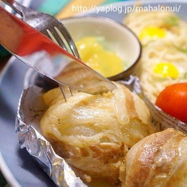 鯛などの白身魚の切り身とアサリを使って炊飯器でスイッチON!ほったらかし。炊飯器から蒸気が出たら約5分でお店のお料理みたいな本格的アクアパッツァの出来上がり。おもてなしにもお勧めメニューです。