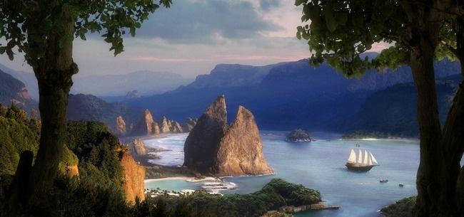 Legends: Pirate's Cove by Tiberius Viris