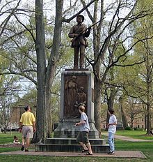 Chapel Hill, North Carolina - home of the University of North Carolina at Chapel Hill and UNC Health Care.