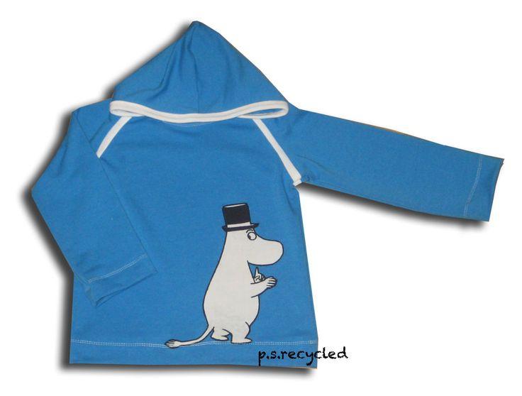 Moomin baby hoodie.
