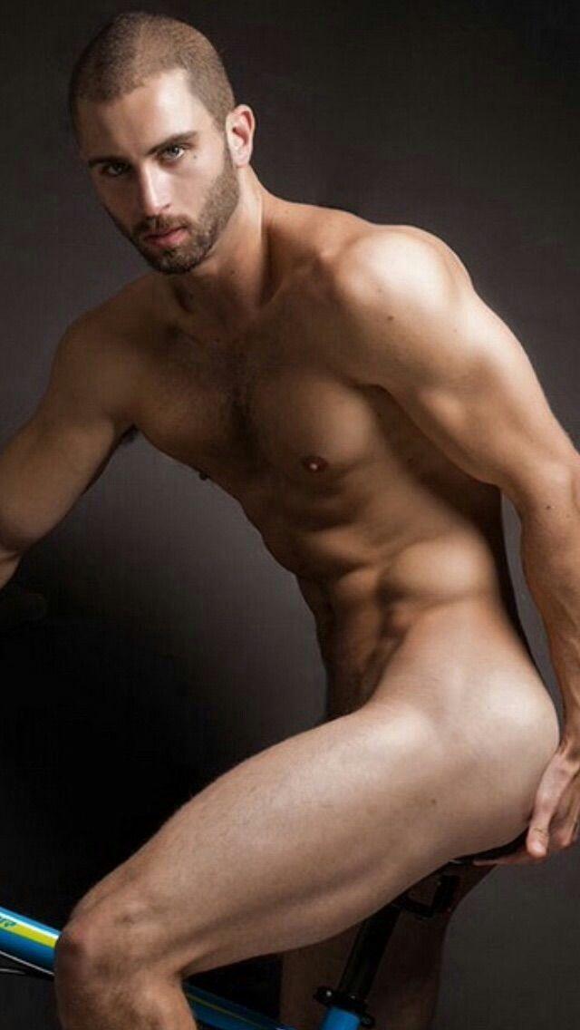 hunk-nude-model-stallion-dick-masturbate