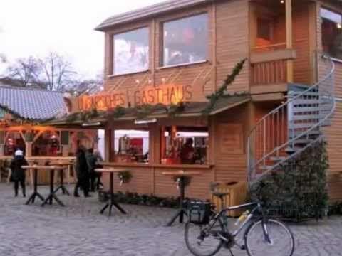 Weihnachtsmarkt - Schloss Charlottenburg