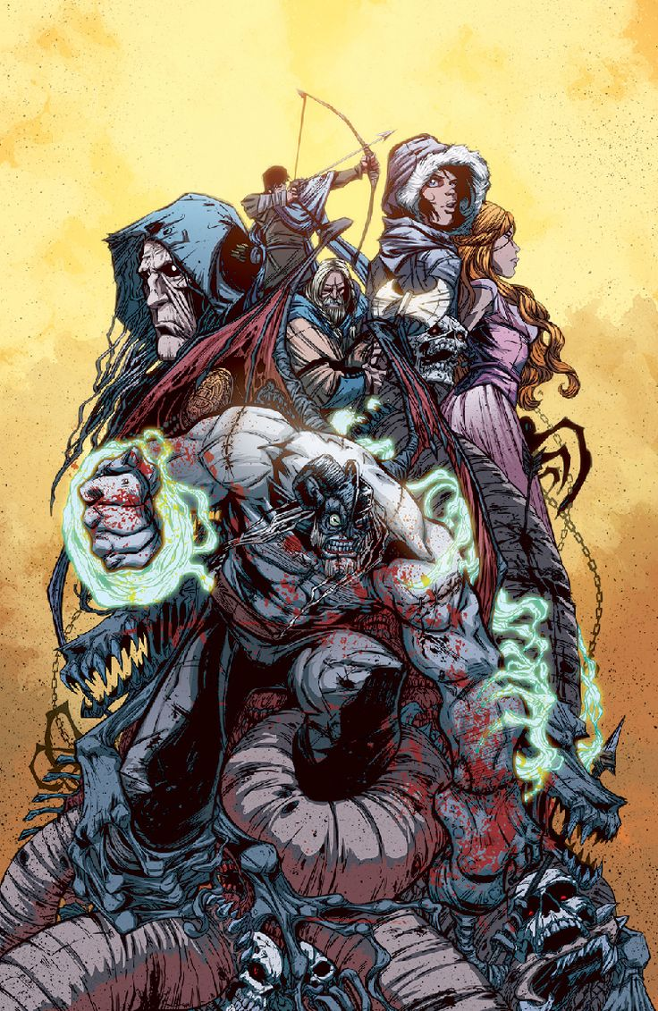 Lobo animal www imgarcade com online image arcade -  Helheim Volume The Witch War To Collect Viking Horror Action This March First Look