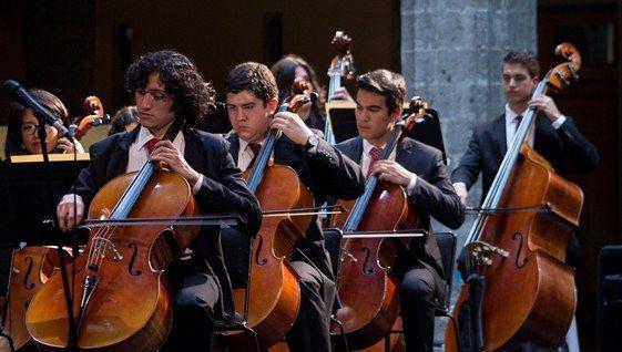 Dará la Orquesta Sinfónica Juvenil Ollin Yoliztli concierto en la Facultad de Música de la UNAM