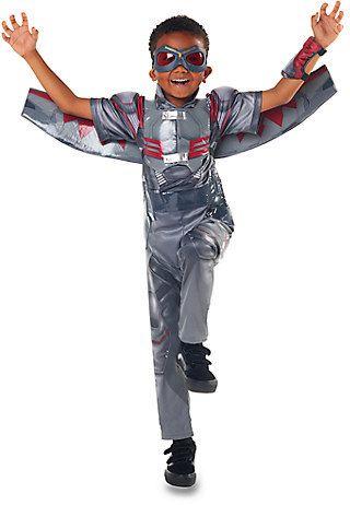 Falcon Costume for Kids - Captain America: Civil War