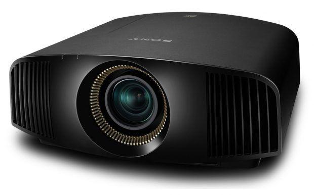 Sony'nin Yeni Ev Sineması Projektörü VPL-VW550ES 4K SXRD Parlak Gerçeklik Sunuyor.Gerçek 4K HDR deneyimiyle benzersiz ev sineması keyfi !!!